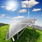 wind solar green alternative energy